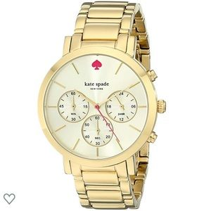 KATE SPADE Gold Watch